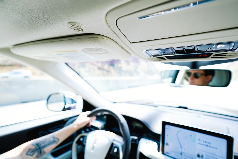 Lincoln Navigator revel speakers
